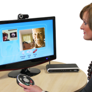 Video conferencing for people with learning disabilities