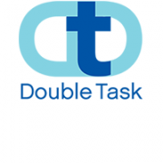 Double Task Logo