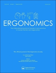 Taylor and Francis Ergonomics Ken Eason developments 1956 1974 within uk ergonomics