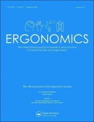 Taylor and Francis Ergonomics Ken Eason developments 1956 1974 within uk ergonomics