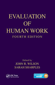 Evaluation Human Work Ken Eason Ergonomics New Technical Systems