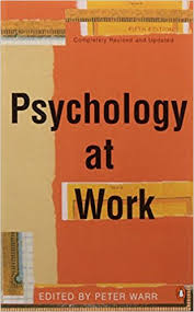 Psychology at work Ken Eason People and computers emerging work practice in the information age