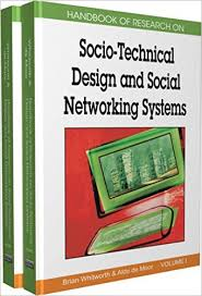 Socio-technical theory design networking systems