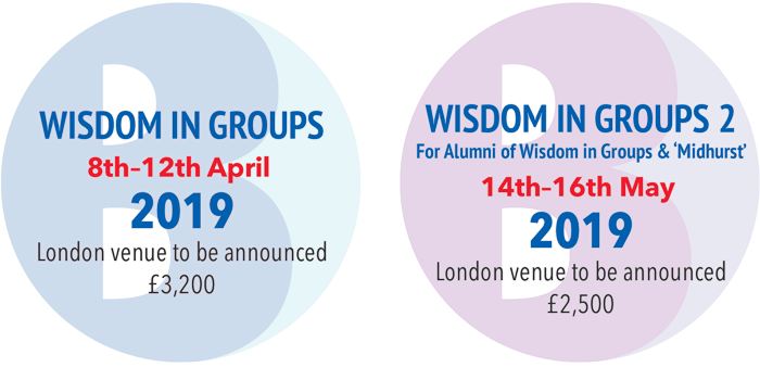 Wisdom in Groups enquiry button