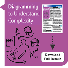 Diagramming to Understand Complexity Workshop, download pdf