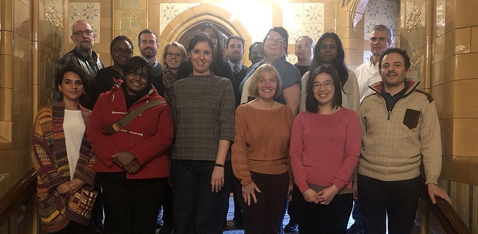 Bayswater Institute delegates