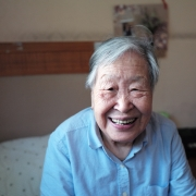 illustrative image of older person